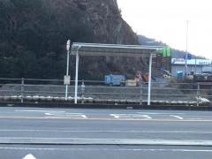 「津島大橋(国道)」バス停留所