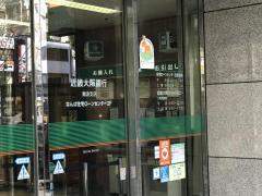 近畿大阪銀行難波支店