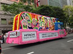 福岡市民の祭り博多どんたく港まつり