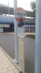 「岐阜羽島駅」バス停留所