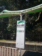 「食品ふ頭前」バス停留所