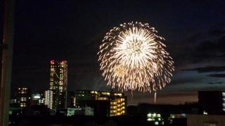 筑後川花火大会