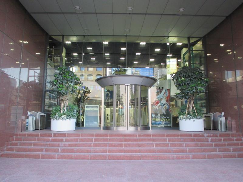 東建ホール・丸の内(建物入口)