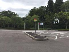 「ドリームランド」バス停留所