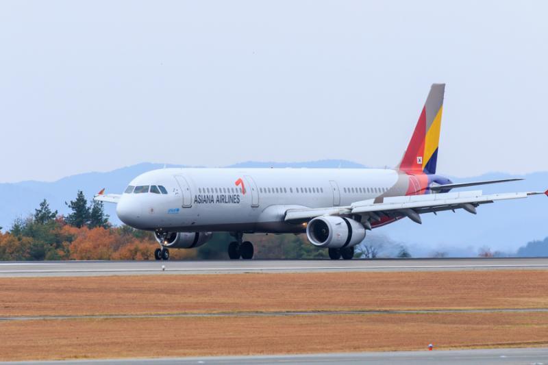 広島空港に就航している飛行機