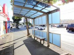 「倉敷成人病センター前」バス停留所