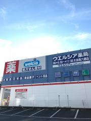 ウエルシア大田西六郷店