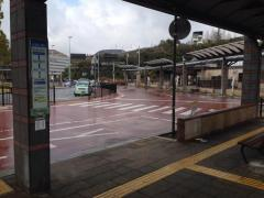 「西宮名塩駅」バス停留所