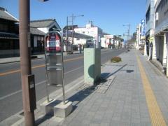 「通6」バス停留所