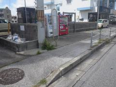 「琉大北口」バス停留所