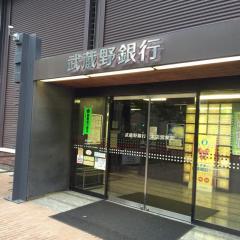 武蔵野銀行本店