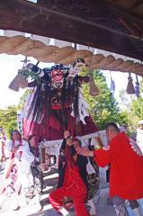 宇和津彦神社秋祭り