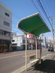 「中加賀屋二丁目」バス停留所
