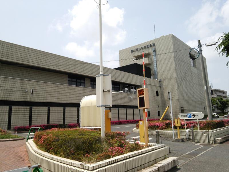 岡山市立中央図書館
