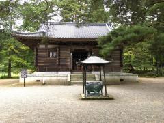 毛越寺庭園