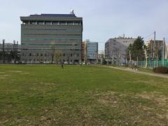 山王官公庁緑地