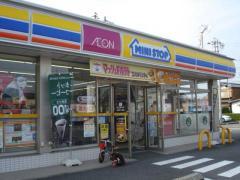 ミニストップ池田町八幡店