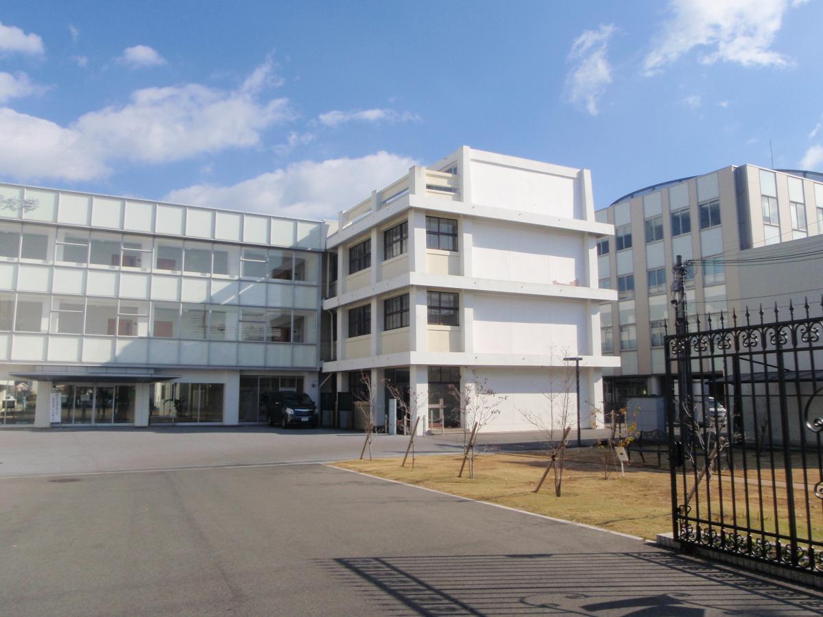 関西看護医療大学の様子です。