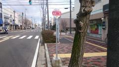 「松本3」バス停留所
