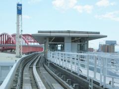 ポートターミナル駅