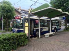 「天神山」バス停留所