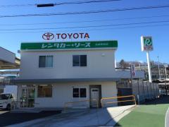 トヨタレンタリース山梨韮崎駅前店