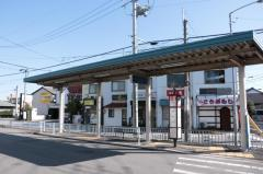 「六番町」バス停留所