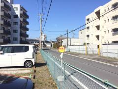 「姉崎東」バス停留所