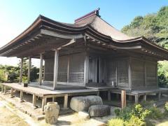 金蓮寺弥陀堂(饗庭不動山)