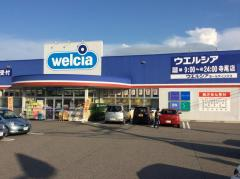 ウエルシア新潟寺尾店