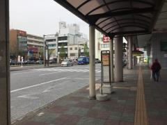 「五井駅西口」バス停留所