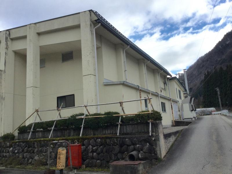 奥飛騨総合文化センター
