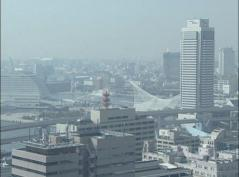 神戸市役所展望ロビー