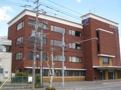 函館新聞社本社