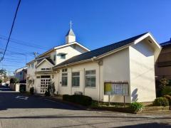 日本キリスト教会 小平教会