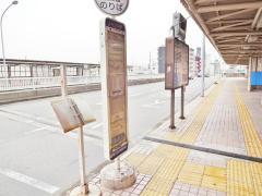「JR立花(上)」バス停留所
