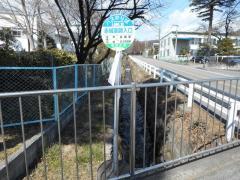 「赤城薬師入口」バス停留所