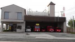 柏市旭町消防署