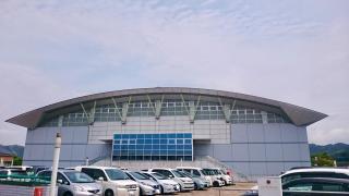静岡市北部体育館