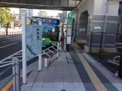 「とうきょうスカイツリー駅前」バス停留所