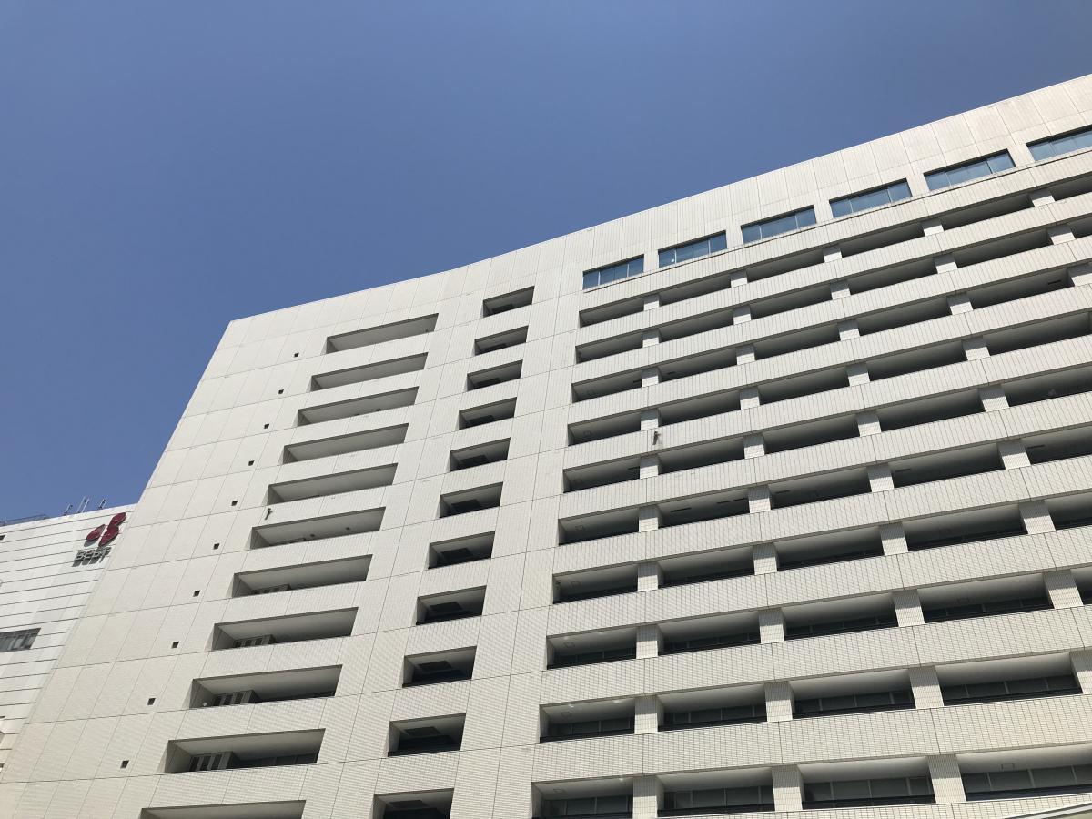 福岡県福岡市の福岡市役所です