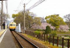 石手川公園駅