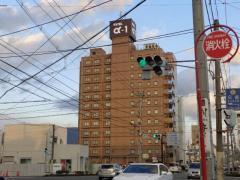 ホテル・アルファーワン防府