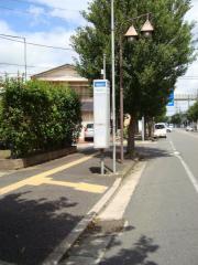 「千城台北駅入口」バス停留所