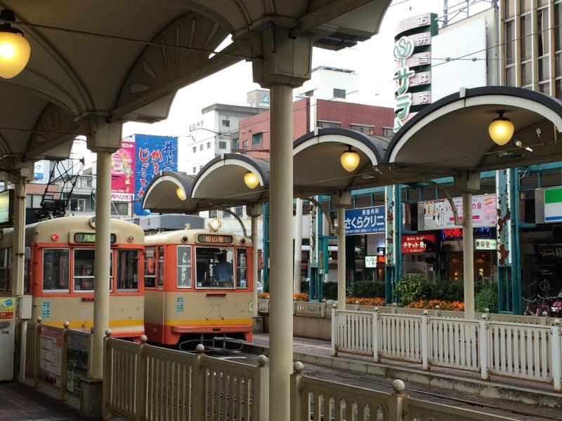 施設名松山市駅前駅