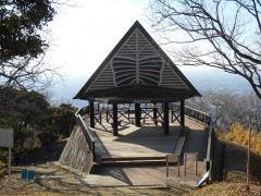 額田山展望台