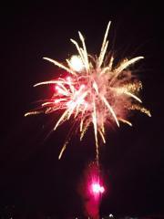 石巻川開き祭り花火大会