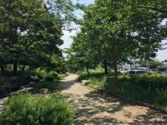 久世橋西詰公園