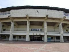 敦賀市総合運動公園野球場