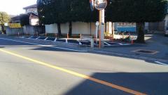 「大八木」バス停留所